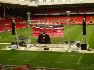 Leisuretec UK Ltd - FA Cup Final